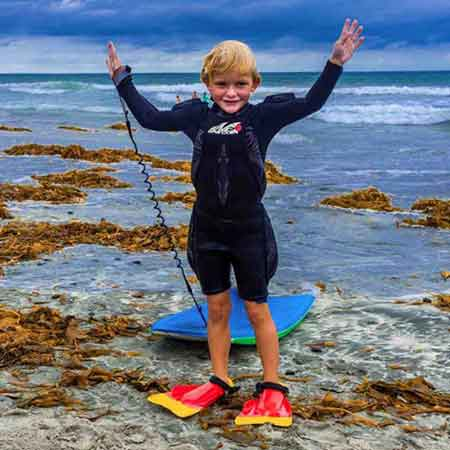 Wavewrecker 32 Childrens-BodysurfingWetsuit